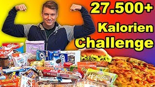 27.500+ Kalorien Challenge | Epic Cheat