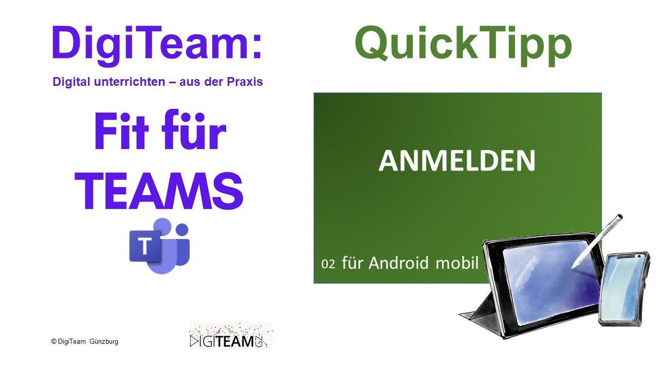 Android Anmelden