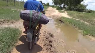 Du lịch bụi Campuchia coi mấy ông anh bẫy chim bìm bịp