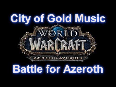 City of Gold Music (Zandalari Music) - WoW Battle for Music   8.01 Music