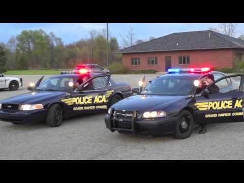 GRCC Police Academy Session 79