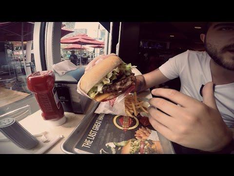 Burger Kid #10 Fat Burger, Las Vegas!!