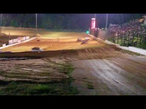 6-2-18 Southern Raceway Street Stock Heat 2