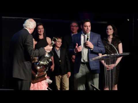 Derek Figueroa - Richard P. Ayers Distinguished Service Award