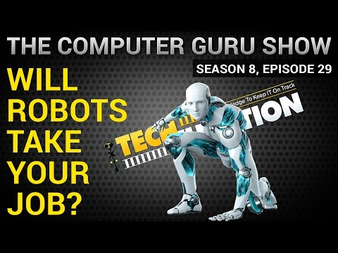 TechJunction 2016 Recap, the Automation of Your Job (Guru Show S8E29)