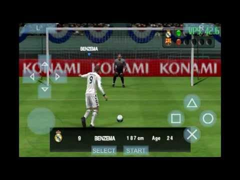 game pes 2013 ppsspp