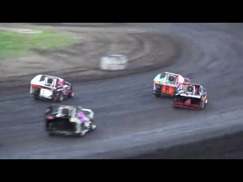 BCS Micro Mod feature Benton County Speedway 5/15/16