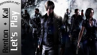 Resident Evil 6 (PS4) - Leon Part 01 (Deutsch / Co-Op / Let