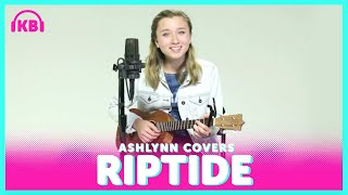 Riptide - Vance Joy (Cover by Ashlynn from KIDZ BOP)