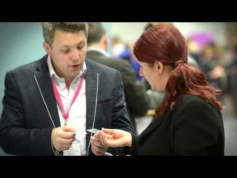 CASE Europe Annual Conference 2014 - Exhibitors film
