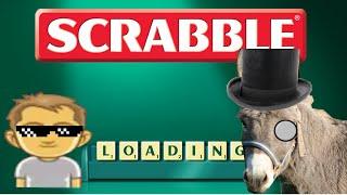 La bande à persou #5 : Scrabble et mini-jeu.