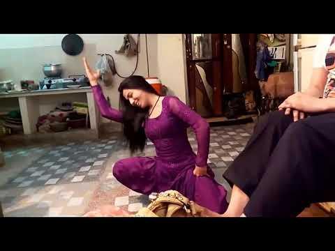 Hot Nice Haryanvi Dance Inside Room