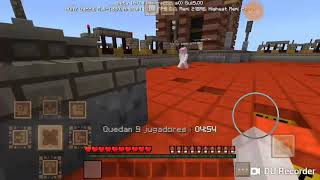 TNT RUN, MINECRAFT PE