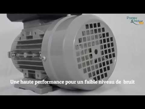 Moteur electrique 220v 1.1kW 3000 tr/min - B3 Découvrez ci-dessous nos vidéos de présentation du produit