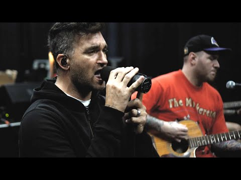 New Found Glory - Stay Awhile (Acoustic Performance)
