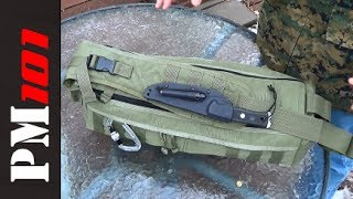Countycomm Sat-Com Bag - Personal Survival Kit  - Preparedmind101