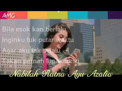 Nabilah JKT48 - Bawaku (video lirik lagu)