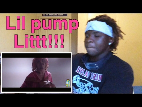 Lil Pump - D Rose (Shot by @_ColeBennett_) - REACTION