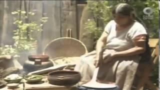 Nakatamales y Atole Negro, La Ruta del Sabor, Cherán Michoacán