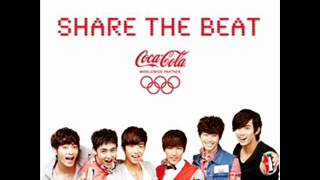 """Share the Beat"" - 2PM  (Coca cola 2012 London Olympics)mp3"