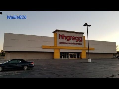 Abandoned HHGregg Boardman, OH