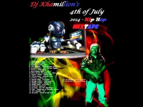 Dj Khamillions 4th of July Hip hop Mixtape