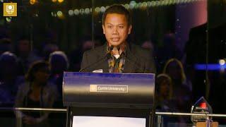 Dr Ahmad Agus Setiawan | Curtin Alumni Achievement Awards 2018