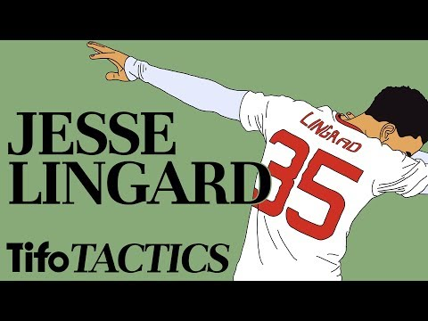 The Role Of Jesse Lingard | Tactical Profile