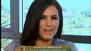 Gaby Espino en #EnContacto en Flaca de Miercoles parte: 2
