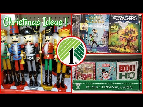 DOLLAR TREE CHRISTMAS IDEAS * SHOP WITH ME 2019