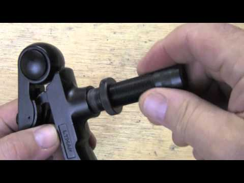 Reloading With The Lyman 310 Tool.mov