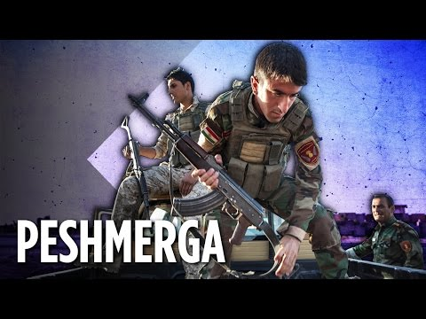 Who Are The Peshmerga Of Iraqi Kurdistan?