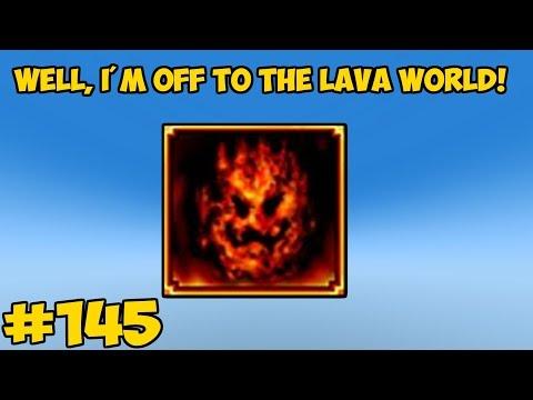 Trove [145]: LETHAL LAVA LAND!