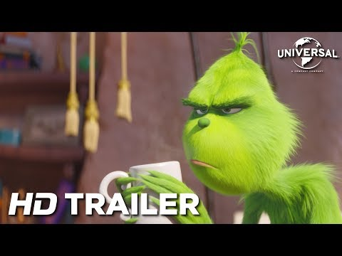 The Grinch (2018) Trailer 1 (Universal Pictures) HD Mp3