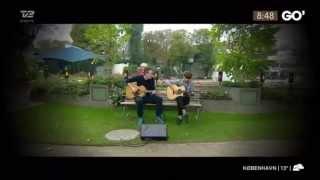 Video (Good Morning Denmark) All Of Me - Sungha Jung & Casper Esmann download MP3, 3GP, MP4, WEBM, AVI, FLV Juni 2018