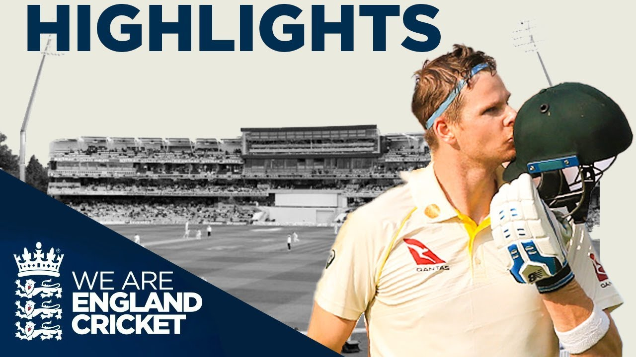 The Ashes Day 1 Highlights | First Specsavers Ashes Test 2019
