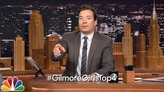 Jimmy Reveals He's a Huge Gilmore Girls Fan
