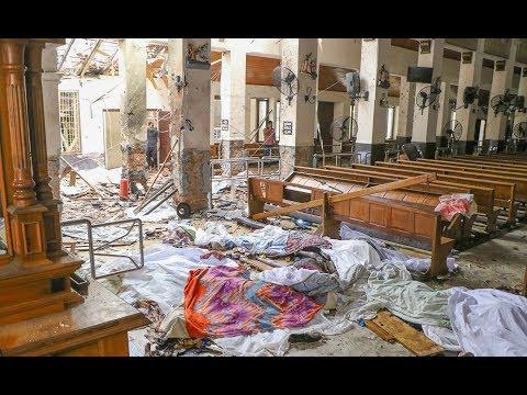 داعش يتبنى تفجيرات سريلانكا  - نشر قبل 2 ساعة