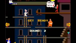 Popeye (revision D) - Popeye (revision D) (Arcade / MAME) - Vizzed.com Gameplay - User video
