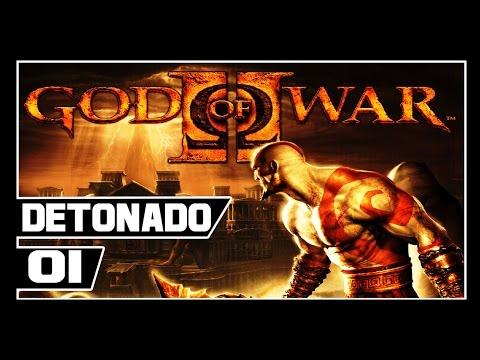 God of War 2 - Série #1 - O INÍCIO  - [Legendado pt-br 60fps]