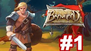 Braveland Android/iOS Gameplay Walkthrough Part 1