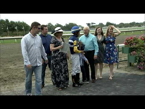 video thumbnail for MONMOUTH PARK 9-14-19 RACE 3