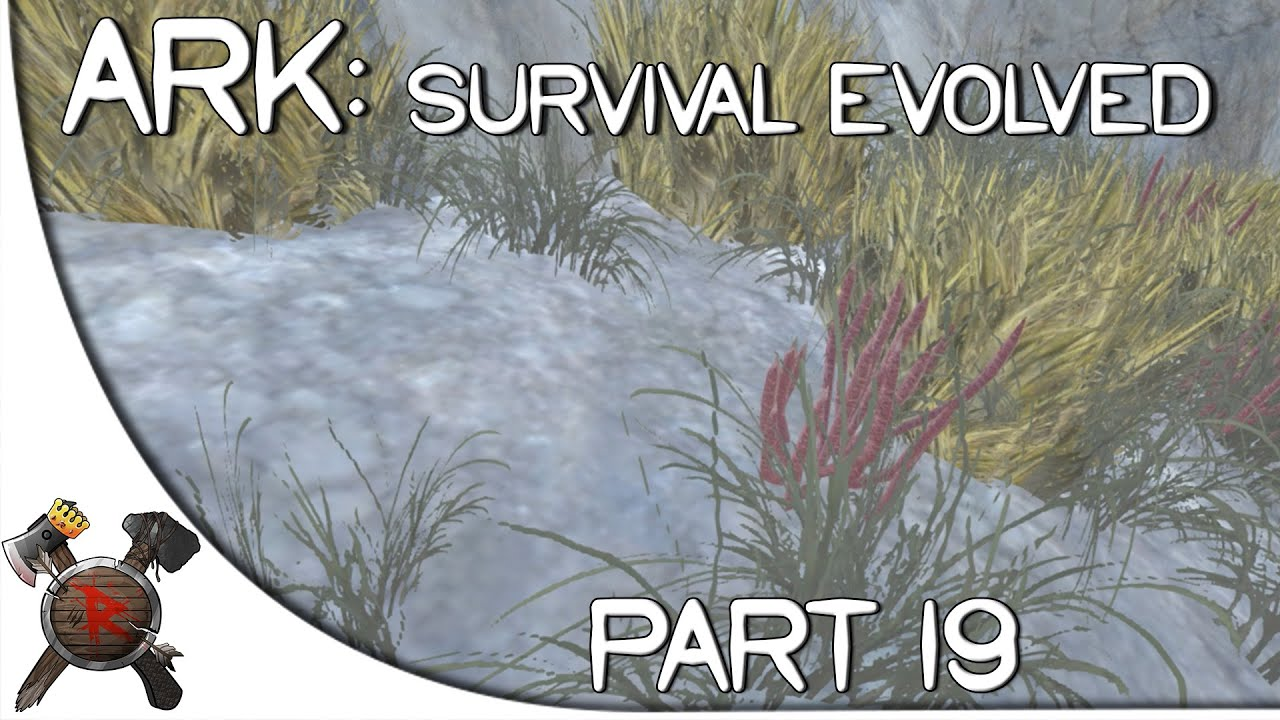 Ark survival evolved gameplay part 19 species x seed for Plant x ark aberration