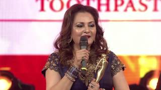FEMALE ICON OF THE YEAR - JAYA PRADA (telugu) #MIRCHI MUSIC AWARDS SOUTH