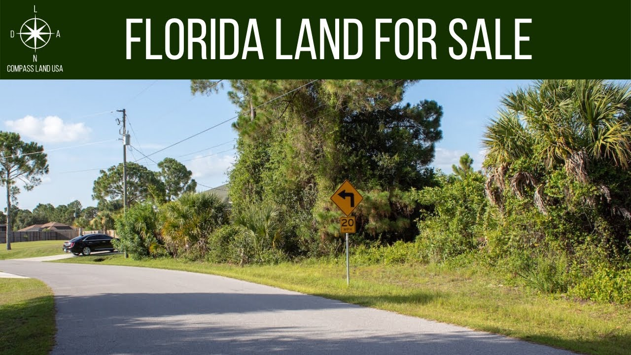 0.23 Acres Land for Sale in North Port Sarasota County Florida