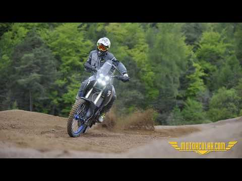 2017 New Yamaha T7 Adventure Concept Static Action Photos