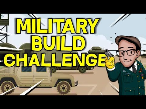 Military Build Challenge -- Crossout