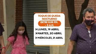 A partir de este 19 de abril inicia otro ciclo de medidas para Antioquia - Telemedellín