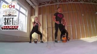 1. Total Body Kettle bell Fitness Training