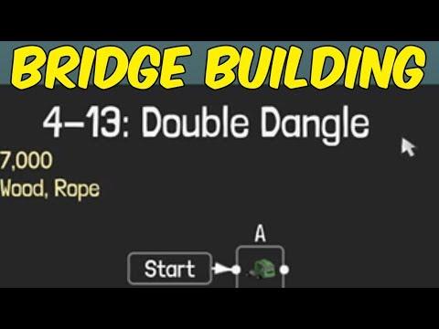 Double Dangle Tangle - Poly Bridge #6
